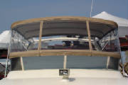 POLYWINDOW Enclosure 50 Azimut